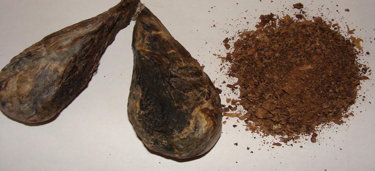 бобровая струя в сухом виде